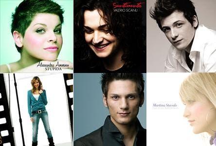 Album Cantanti Amici @ Davidemaggio.it