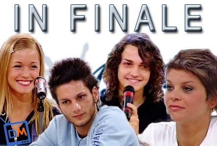 Amici 8, finalisti