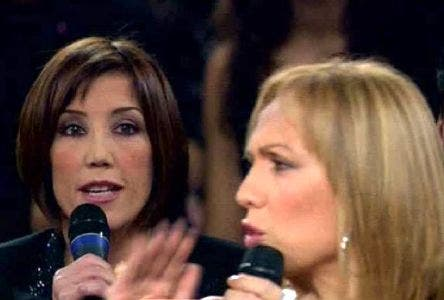 Amici 8 - Maura Paparo e Alessandra Celentano @ Davide Maggio .it