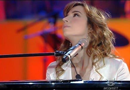 Amici 8 - Silvia Olari