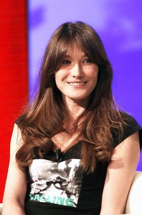 Carla Bruni @ Davide Maggio .it