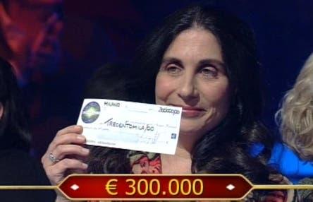 Chi Vuol Essere Milionario - Diana Vaturi