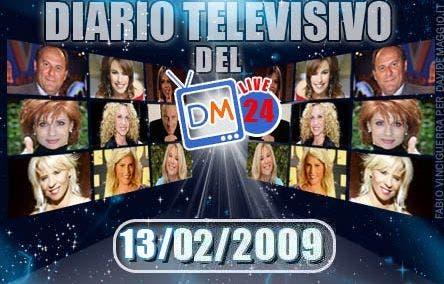 DM Live24 - 13 febbraio 2009