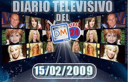 DM Live24 - 15 febbraio 2009