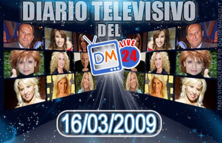 DM Live24 - 16 Marzo 2009