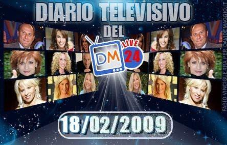 DM Live24 - 18 febbraio 2009