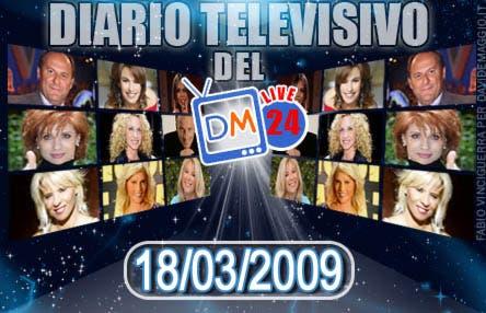 DM Live24 - 18 marzo 2009
