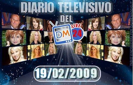 DM Live24 - 19 febbraio 2009