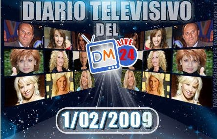 DM Live24 - 1 Febbraio 2009
