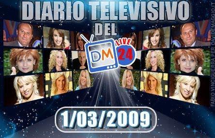 DM Live24 - 1 marzo 2009