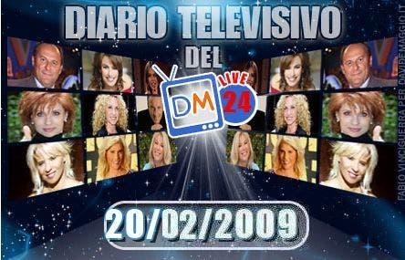 DM Live24 - 20 Febbraio 2009