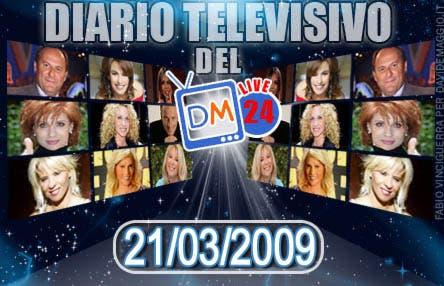 DM Live24 - 21 Marzo 2009
