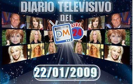 DM Live24 - 22 gennaio 2009