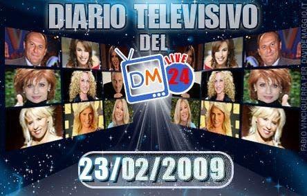 DM Live24 - 23 febbraio 2009