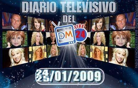 DM Live24 - 24, 25 gennaio 2009
