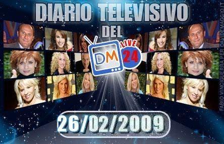 DM Live24 - 26 febbraio 2009