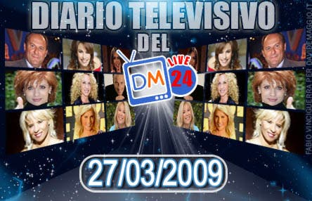 DM Live24 - 27 marzo 2009