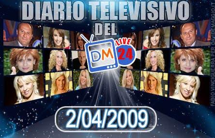 DM Live24 - 2 aprile 2009