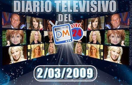 DM Live24 - 2 marzo 2009
