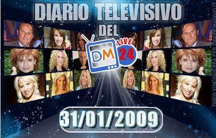 DM Live24 - 31 gennaio 2009