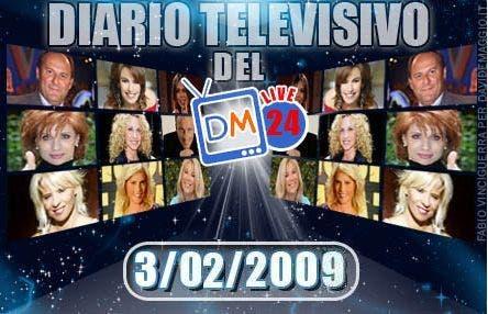 DM Live 24 - 3 febbraio 2009