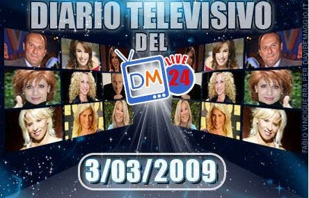 DM Live24 - 3 Marzo 2009