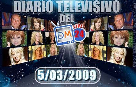 DM Live24 - 5 Marzo 2009