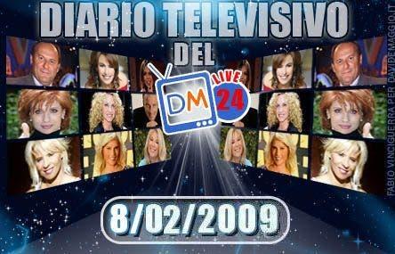 DM Live24 - 8 febbraio 2009
