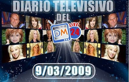 DM Live24 - 9 Marzo 2009