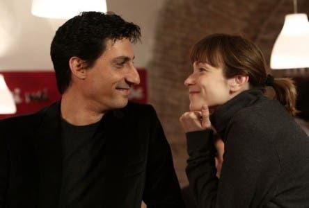 Emilio Solfrizzi e Stefania Rocca (Tutti Pazzi per Amore) @ Davide Maggio .it