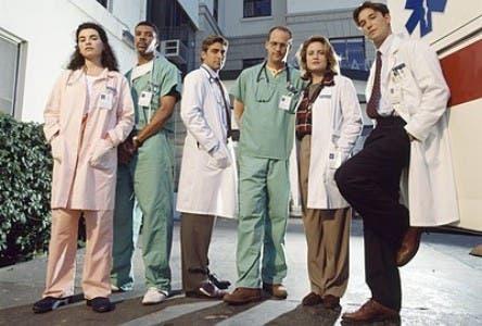 ER Cast prima stagione