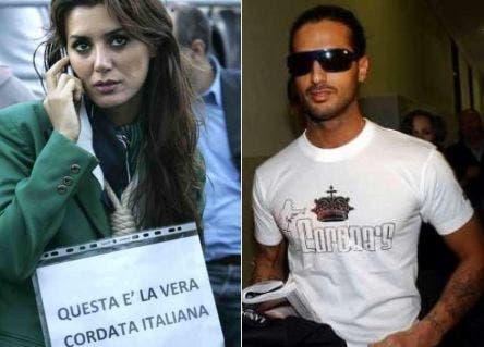 La Fattoria (Daniela Martani - Fabrizio Corona) @ Davide Maggio .it
