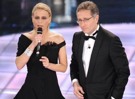 Festival di Sanremo (Maria De Filippi e Paolo Bonolis)