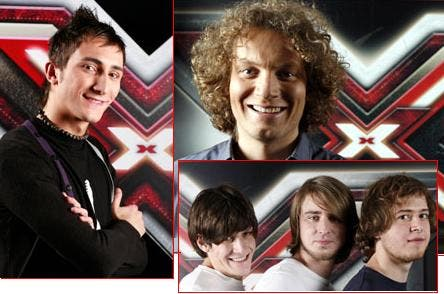 Finalisti X Factor @ Davidemaggio.it
