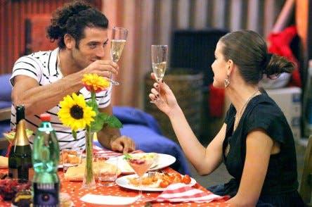 GF9 - Alberto e Francesca nel tugurio