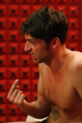 GF9 - Paolo Mari, confessionale