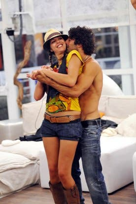 Gf9 - Vanessa e Alberto