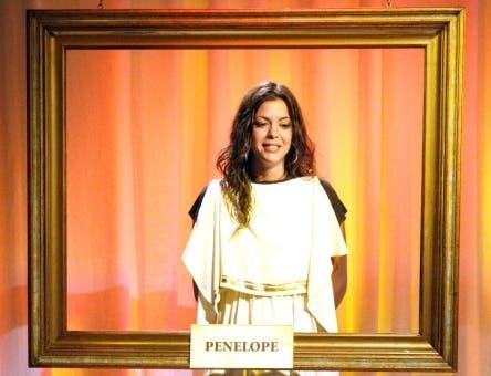 GF9 - Vanessa Ravizza (Penelope)