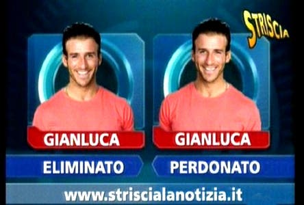 Gianluca Zito Grande Fratello @ Davide Maggio .it