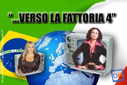 La Fattoria 4 (Paola Perego e Mara Venier) @ Davide Maggio .it
