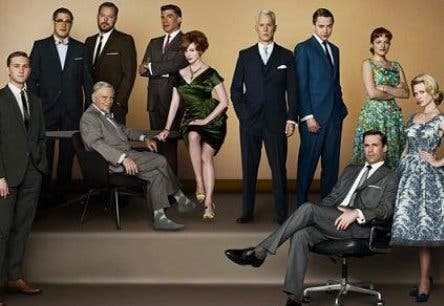 Mad Men - il cast @ Davide Maggio .it
