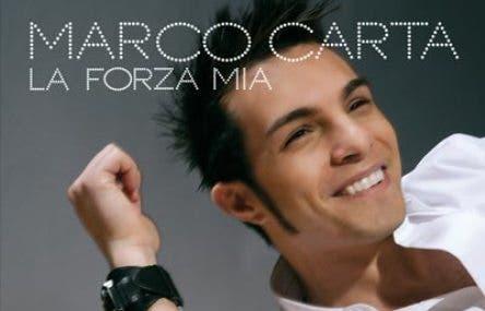 Marco Carta, La Forza Mia
