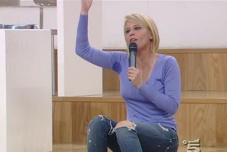 Maria De Filippi - Amici, 1 marzo 2009