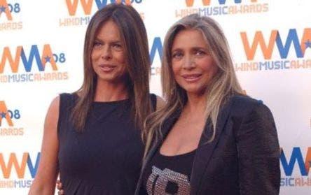 Paola Perego e Mara Venier
