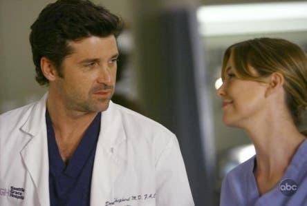 Grey's Anatomy 5 - Patrick Dempsey e Ellen Pompeo @ Davide Maggio .it