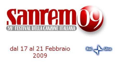 Festival di Sanremo 2009