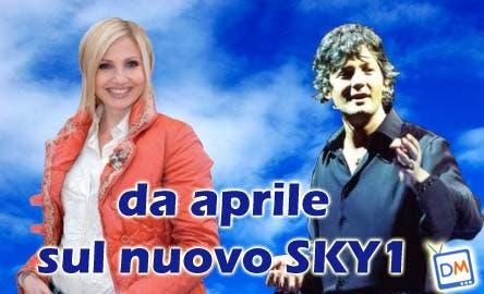 Sky Vivo - SkyUno (Lorella Cuccarini e Fiorello)