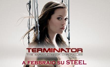 Steel - Febbraio 2009 @ Davide Maggio .it