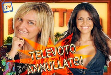 Televoto Annullato Fattoria 4 @ Davide Maggio .it