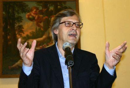 Vittorio Sgarbi @ Davide Maggio .it